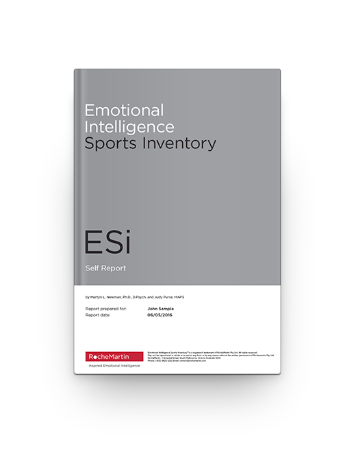Emotional Intelligence, Mental Health and Sports Performance
