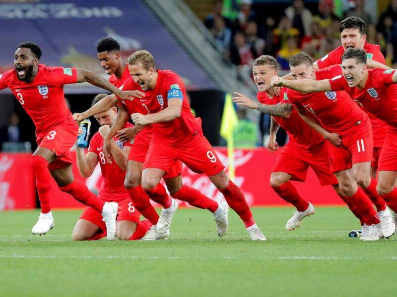England and the World Cup – The Science Behind the Performance